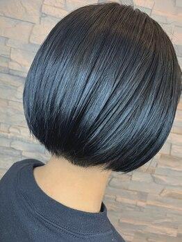 ヘアーチェリーコーク ランプ(HAIR CHERRY COKE Lamp)の写真/【イオン超音波トリートメント¥5500】髪の蓄積ダメージも内部から補修し、パサつき知らずのうるツヤ髪に♪