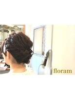 フローラム(floram)結婚式アップ