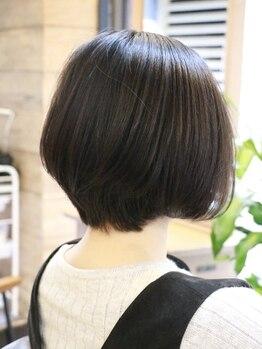 """リプロ(Repro)の写真/""""初めて自分の髪が好きになれた-""""「クセを生かすカット」に感動の声続々.高い提案力で顧客満足度◎<大塚>"""