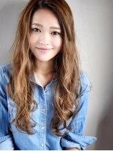 ヘアアンドスパ モア(Hair&Spa More By LikkleMore)ロング必見!【ビーチウェーブ】