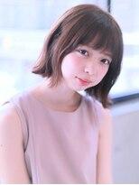 大泉学園【Omorfi】人気イルミナカラー 前髪カット