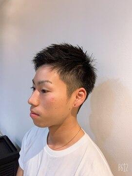 フール(FU-RU)男前ショート