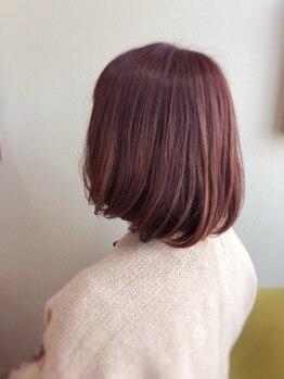 ライフヘアデザイン(Life hair design)の写真/季節に合わせてカラーチェンジ!通うたびに自分の魅力を再発見できる、あなたらしさや個性が輝くStyleへ♪