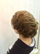 桜GINZA 2華やかルーズ和髪アップ