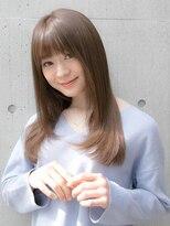 ルティア(Lutia)【NewOpen】Lutia★大人可愛いさらつやストレートヘア☆