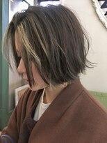 マハナ(Mahana by hair)*ボブ*