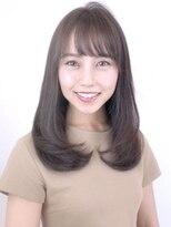 ナチュラル コレット(Natural collet)髪質改善♪ツヤ感ワンカールストレート/Natural collet 川崎