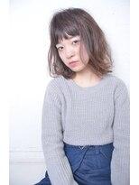 クリアーオブヘアー 栄南店(CLEAR of hair)【CLEAR】ゆるハネボブスタイル