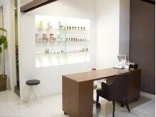 プログレス 一番町店(PROGRESS)の雰囲気(本格的ネイルが美容室で受けられます。ヘアと同時施術もOK!)