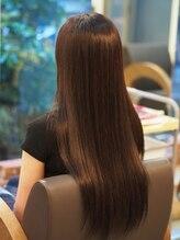 ブギー ヘアデザイン(Boogie Hair Design)サラサラ☆ナチュラルストレート・ロング
