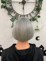 ヘアーサロン エール 原宿(hair salon ailes)(ailes 原宿)style454 アイスパール☆エッジショート