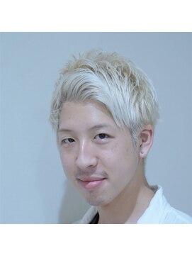 ロイ ヘアルーム 草加店(Roy hairroom)★ブリーチショート★