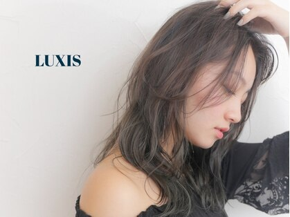 デザイナーズヘアー ラグジス(Designers hair LUXIS)の写真