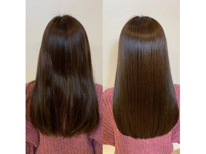 ヘアーズ クラーレ(Hair's Curare)の写真