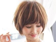 アグ ヘアー ポロ 札幌11号店(Agu hair poro)の雰囲気(ショートやボブもお任せ。シンプルで可愛い…デザイン力は圧巻。)