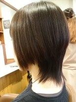 テトラ ヘアー(TETRA hair)シルエット