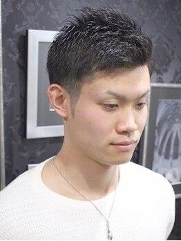 アットグラーロ 名古屋大須店 (@GLARO)の写真/理容&美容の技術で男性のお悩みを解決!第一印象を上げるフェイスMenuも充実した大人向けヘアサロン@GLARO