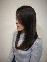 ヘアメイク スコア(Hair Make S CORE)艶サラロングヘアー 【Hair Make S-CORE】 053-445-2100