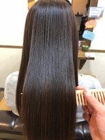 フルール 王子店(fleur)髪質改善カラーエステ