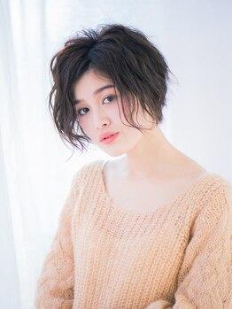 コンチェ 小田部店(CONCHE)の写真/何気ない会話からあなたの思いをくみ取って…白髪でも理想のカラーが叶う◆おしゃれなカラーを諦めない!