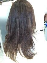 アーツヘアー(arts hair)グレージュレイヤースタイル