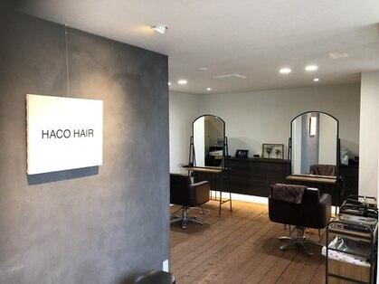 ハコヘアー(HACO HAIR)の写真