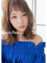 アクセスムーン 赤塚店(Access Moon)カット+カラー