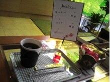 シンセリー美容室 西台店の雰囲気(コーヒーサービス致します☆)