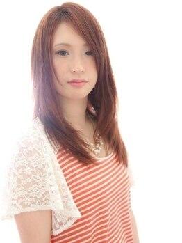ヘア エデュケーション アニマ(hair education Anima)の写真/【クーポンのご用意有◎】360度どこから見てもキレイstyle♪思わず触れたくなるさらツヤ美髪が叶う☆