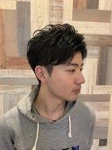 レシェル 岡崎店(RECIEL)ツーブロック☆メンズヘア