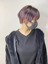 フレア ヘア サロン(FLEAR hair salon)20代大人気♪カジュアルストリートショート☆