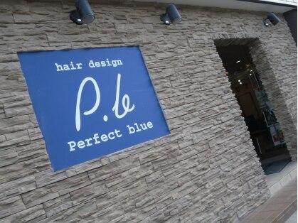 パーフェクトブルー(Perfect blue)の写真