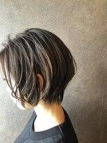 ヘアー スペース オフ(Hair Space Off)ショート