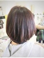 クール ヘアー ギャラリー 神明町店(COOL Hair gallery)ふわっとひし形◇美シルエットボブ