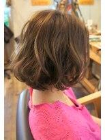 エイトヘアー(eight. hair)肩上ふわボブ