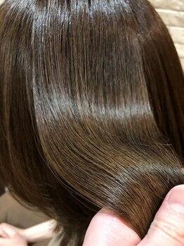 ジェムヘアー(J'aimeHair)の写真/ダメージの度合により提案されるメニューと薬剤の調合。「とりあえず」ではなく、本当に必要なケアを髪に!