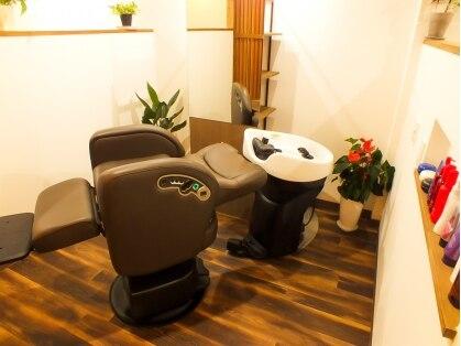 ヘアーデザインスペース リプル(hair design space Ripple)の写真