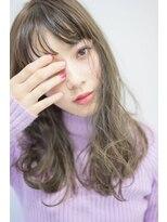 ヴィークス ヘア(vicus hair)クリーミーベージュ×ハイライトカラー by 井上瑛絵