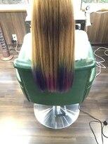ラシックヘア 三木本店(LASSIC HAIR)グラデーションカラー