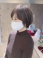 エクリ マノン(equri manon)マスク美人ショート【麻布十番】20代30代40代