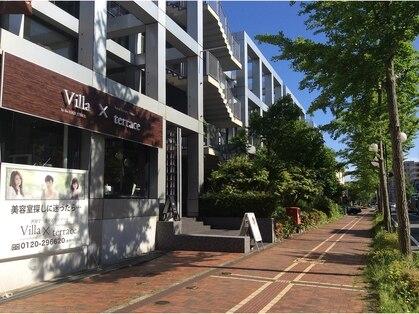 ヴィラ アンド テラス(Villa X terrace)の写真