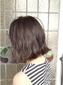 ローグ ヘアー 金町店(Rogue HAIR)ローグヘアー 金町【高 和宏】切りっぱなしボブパーマ