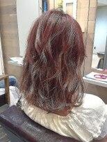 オーブヘアー ニコ 聖蹟桜ヶ丘店(AUBE HAIR nico)☆ピンクグラデーション☆