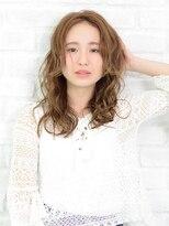アース 長久手店(HAIR & MAKE EARTH)清楚×色っぽ美女ロング