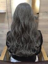 オーブヘアー ニコ 聖蹟桜ヶ丘店(AUBE HAIR nico)透明感UPの外国人風カラー