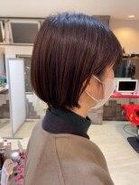 ネオヘアー 東向島店(NEO Hair)丸みショートボブ