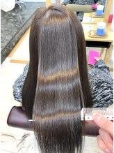 フルブルーム(fullbloom)[full bloom/西八王子]髪質改善サイエンスアクアで極艶髪