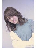 バルーンヘアー(BALLOON HAIR)自分だけのインナーカラーで上品な女性らしさを[表参道]
