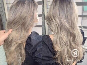 オーストヘアーレイズ(Aust hair Raise)の写真/【栄駅☆3分】話題のイルミナorアディクシーカラーが選べる♪R(アール)を追加して、柔らかく艶やかな髪に!