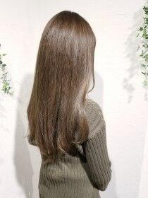 ローグ ヘアー 金町店(Rogue HAIR)ローグヘアー 金町【高 和宏】デザインカラーとろみグレージュ